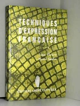 Techniques d'expression...