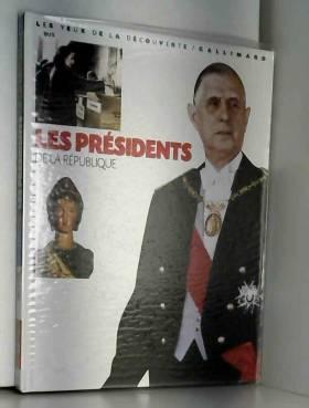 Les présidents de la...