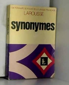 Nouveau dictionnaire des...