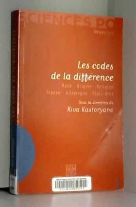 Les codes de la différence...
