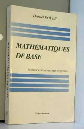 Mathématiques de base