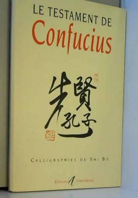 Le Testament de Confucius