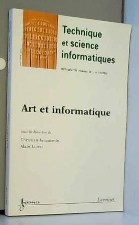 Art et Informatique...