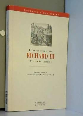 Richard III de William...
