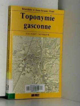 Aed Toponymie Gasconne