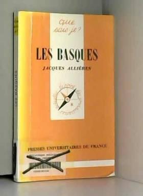 Les Basques (Que sais-je)