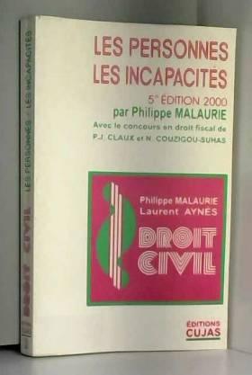 Droit civil, tome 2 : Les...