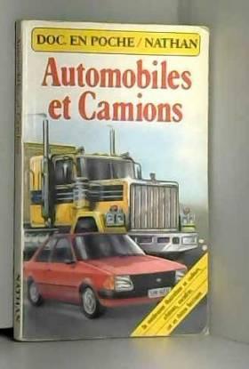 Collectif - Automobiles et camions