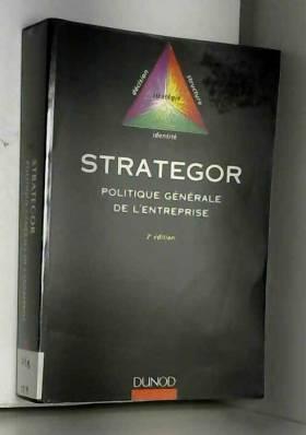 STRATEGOR POLITIQUE...