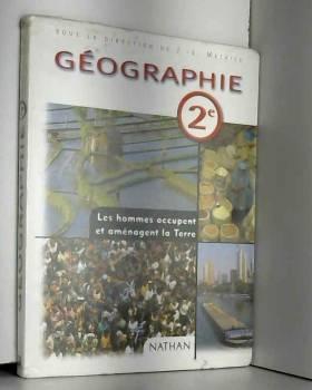 Géographie 2de : livre de...