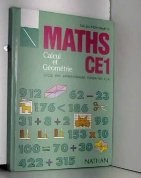 MATHS CE1 CALCUL ET...