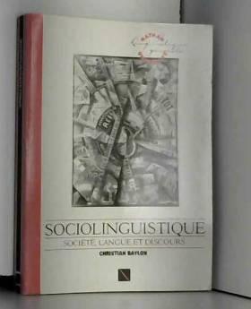 Sociolinguistique