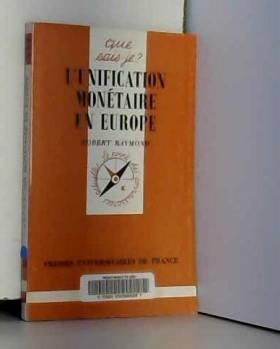 L'unification monétaire en...