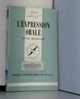 L. Bellenger - L'expression orale