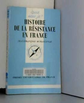 Histoire de la Résistance...