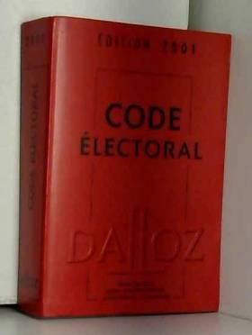 Code électoral 2001