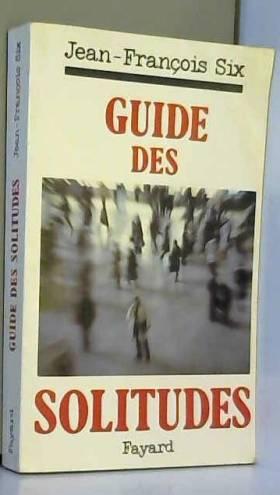 Guide des solitudes