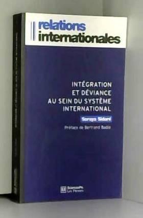 Intégration et déviance au...