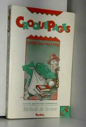 Croquepage, Livre du...