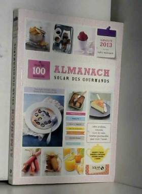 ALMANACH SOLAR DES GOURMANDS