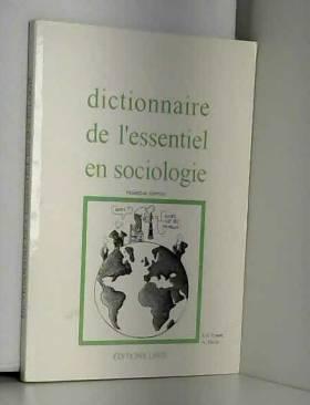 Dictionnaire de l'essentiel...