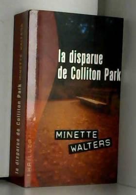 La disparue de Colliton Park
