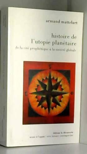 HISTOIRE DE L'UTOPIE...