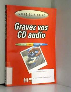 Gravez vos CD audio