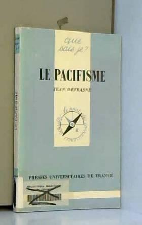 Le pacifisme