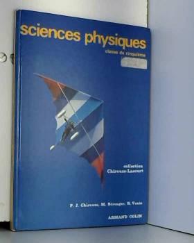 Sciences Physiques classe...