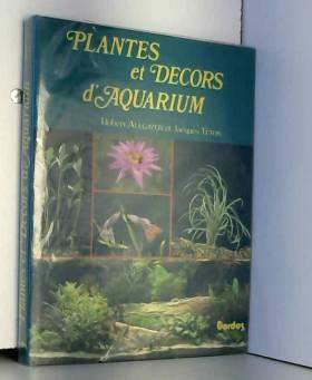 PLANTES DECORS AQUARIUM