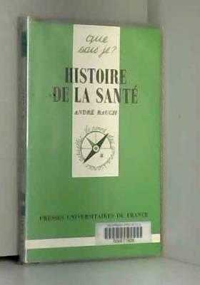 Histoire de la santé