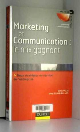Marketing et communication...