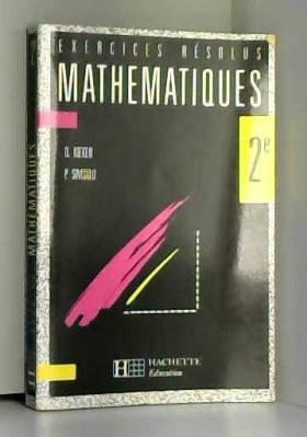 Mathématiques, 2e