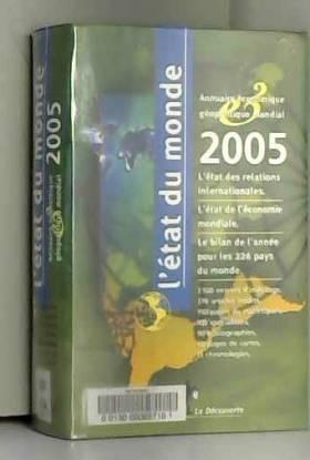 L'Etat du monde : Annuaire...