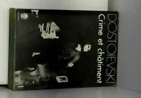 CRIME ET CHATIMENT. Tome 1