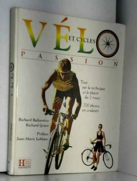 Richard Grant - Vélo et cycles passion