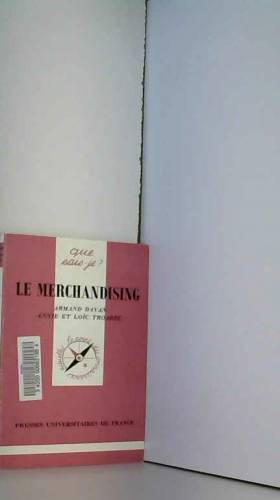 Armand Dayan - Le merchandising