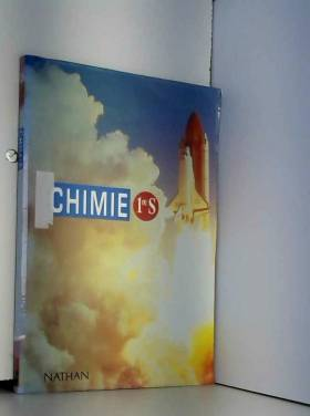 CHIMIE 1ERE S. Programme 1994