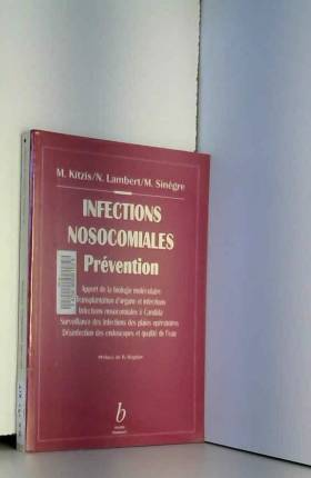 Infections nosocomiales,...