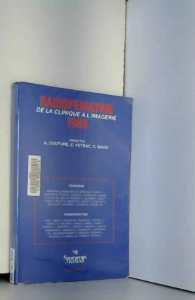 Radiopediatrie 1989 : de la...