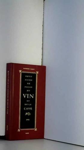 Guide du vin et de la cave,...