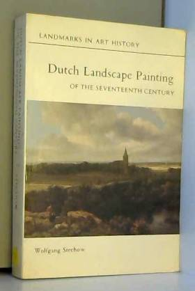 Dutch Landscape Painting of...
