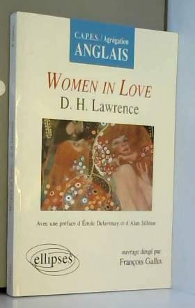D. H. Lawrence, Women in Love