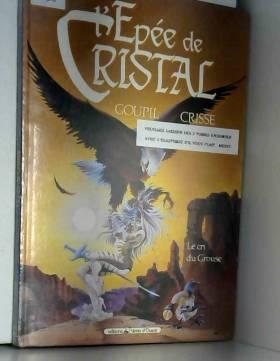 L'Épée de cristal  Tome 4 :...