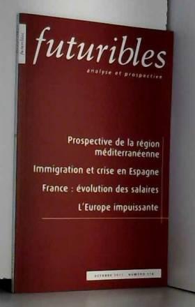 Hugues de Jouvenel et Collectif - Futuribles, N° 378, octobre 2011 :