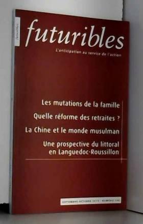 Hugues de Jouvenel et Collectif - Futuribles, N° 396, Septembre-octobre 2013 :