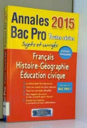 Annales 2015...