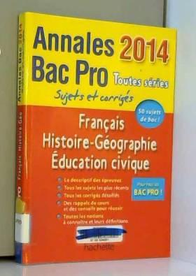 Annales Bac 2014 - Bac Pro...