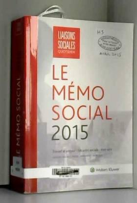 Le mémo social 2015 :...